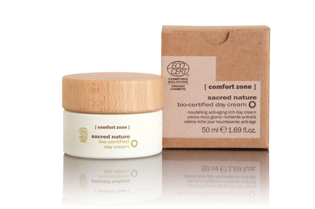 Comfort Zone Sacred Nature Bio-certified day cream