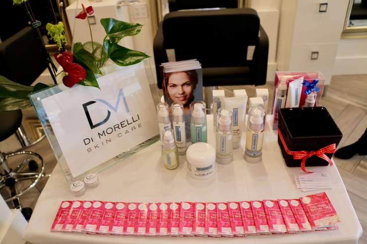 Complete-Line of Di- Morelli-SkinCare