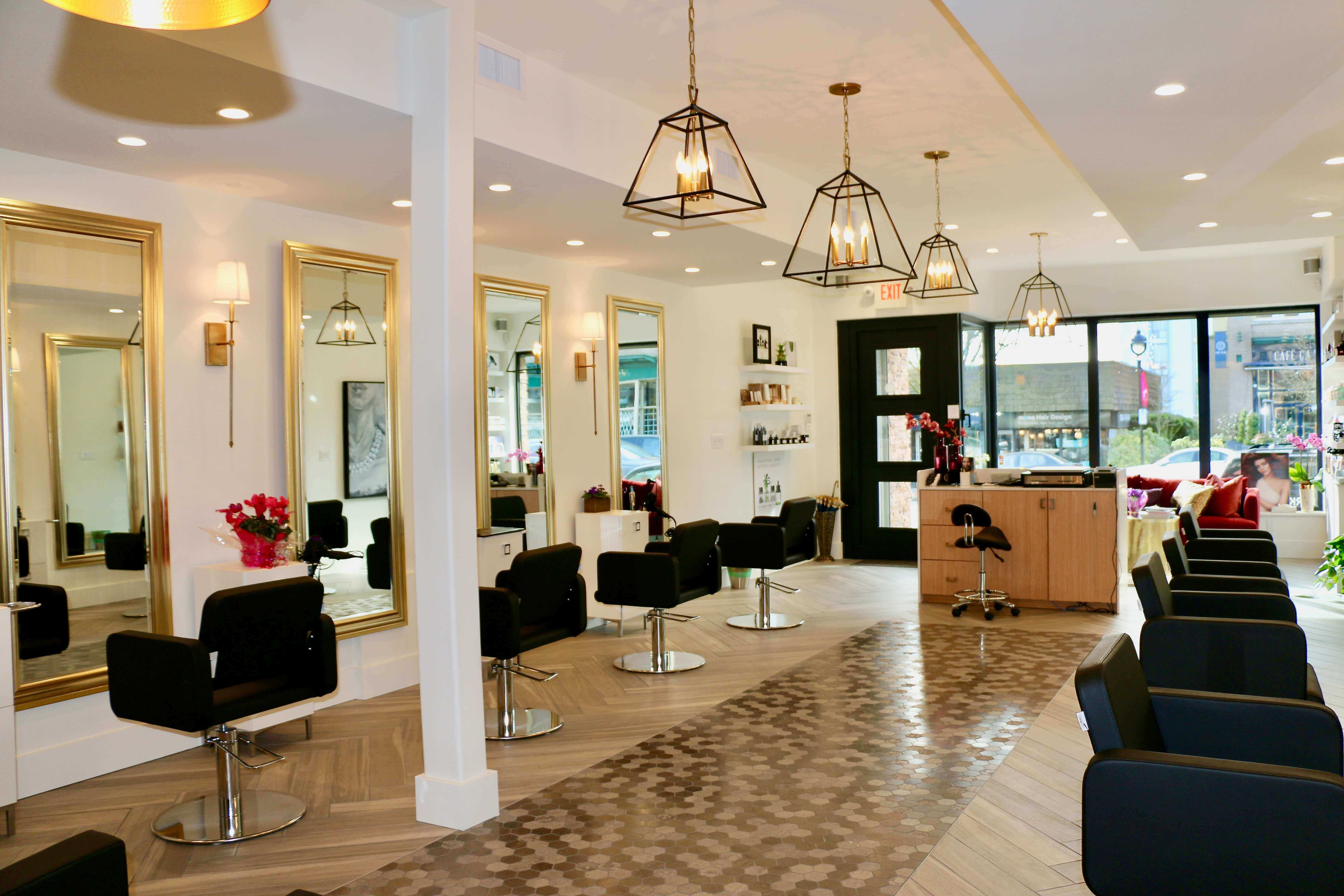 La Rouge Hair and Spa Salon Lobby