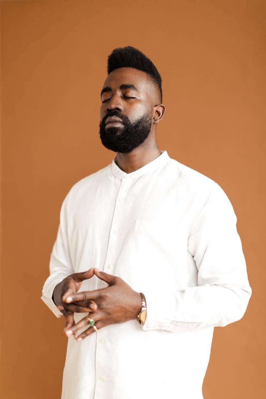 Men's high fade Cut and Beard trim 2020